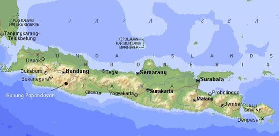 Download this Main Islands Java picture